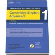 Exam Essentials. Cambridge Advanced Practice Tests 1 with key and DVD ROM