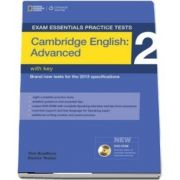 Exam Essentials. Cambridge Advanced Practice Tests 2 with key and DVD ROM