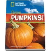 Flying Pumpkins! Footprint Reading Library 1300. Book with Multi ROM
