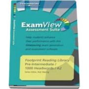 Footprint Reading Library Level 1000. Assessment CD ROM with ExamView