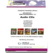Footprint Reading Library Level 2600. Audio CDs