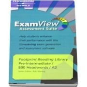 Footprint Reading Library. Level 800 ExamView CD ROM