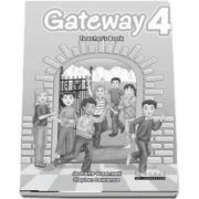 Gateway. Level 4. Teachers Book de Jeanette Greenwell