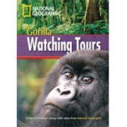 Gorilla Watching Tours. Footprint Reading Library 1000. Book with Multi ROM