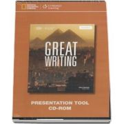 Great Writing Foundations. Classroom Presentation Tool CD ROM