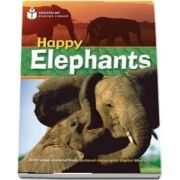 Happy Elephants. Footprint Reading Library 800. Book