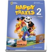 Happy Trails 2. Pupils Book with Audio CD