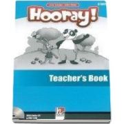 Hooray! Lets Play! Starter. Teachers Book de Herbert Puchta