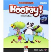 Hooray! Starter Interactive Book for Whiteboards