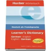 Hueber Worterbuch Learners Dictionary.Deutsch als Fremdsprache / German-English / English-German Deutsch-Englisch. Englisch-Deutsch