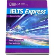 IELTS Express Upper Intermediate Class Audio CDs