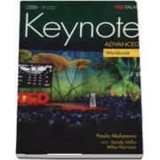 Keynote Advanced. Workbook Audio CD