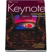 Keynote Intermediate. Students Book with DVD ROM