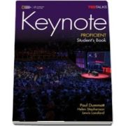 Keynote Proficient. Students Book with DVD ROM