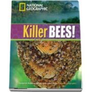 Killer Bees! Footprint Reading Library 1300. Book