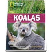 Koalas. Footprint Reading Library 2600. Book