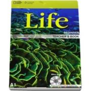 Life Beginner. Teachers Book with Audio CD