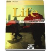 Life Elementary. Teachers Book with Audio CD