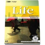 Life Elementary. Workbook with Key and Audio CD
