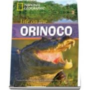 Life on the Orinoco. Footprint Reading Library 800. Book with Multi ROM