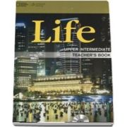 Life Upper Intermediate. Teachers Book with Audio CD