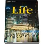 Life Upper Intermediate. Student Book with DVD