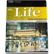 Life Upper Intermediate. Workbook with Key and Audio CD