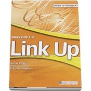 Link Up Upper Intermediate. Class Audio CDs