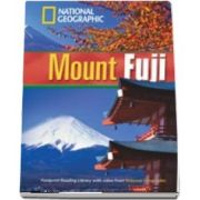 Mount Fuji. Footprint Reading Library 1600. Book with Multi ROM