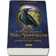 O istorie secreta a Tarii Vampirilor II: Cartea fetitei-vampir