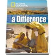 One Village Makes a Difference. Footprint Reading Library 1300