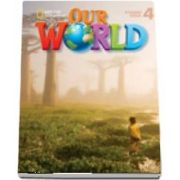 Our World 4. Workbook with Audio CD