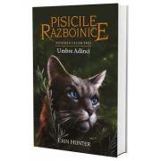 Pisicile Razboinice - Puterea celor trei. Cartea a XVII-a: Umbre Adanci (Erin Hunter)