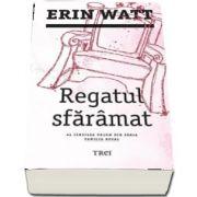 Regatul sfaramat - Al cincilea volum din seria Familia Royal de Erin Watt