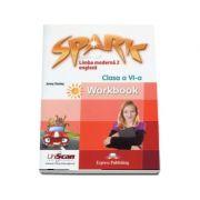 Spark. Limba moderna 2, engleza. Clasa a VI-a, Workbook