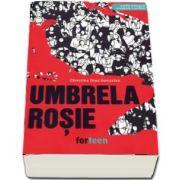 Umbrela rosie. Editie blingva engleza-romana