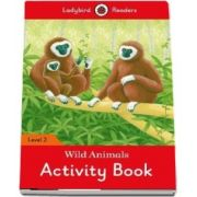 Wild Animals Activity Book. Ladybird Readers Level 2