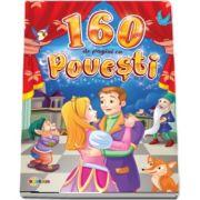160 de pagini cu Povesti - Coperti cartonate