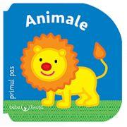 Bebe Invata. Animale - Primul Pas