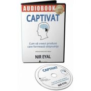 Captivat. Audiobook