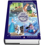 Disney - Cele mai frumoase povesti de noapte buna - Coperti buretate