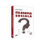 Filosofia sociala. Curs universitar