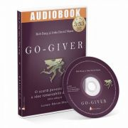 Go-giver. Audiobook