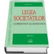 Legea societatilor. Comentata si adnotata