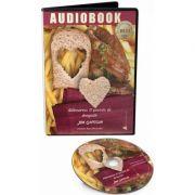 Mancarea: O poveste de dragoste. Audiobook