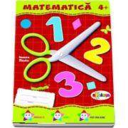 Matematica, 4 ani plus. Mapa