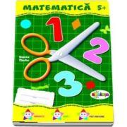Matematica, 5 ani plus. Mapa