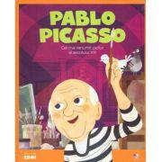 MICII EROI. Pablo Picasso