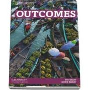 Outcomes Elementary. Students Book With Access Code and Class DVD. 2nd edition