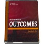 Outcomes Pre Intermediate. Class Audio CDs